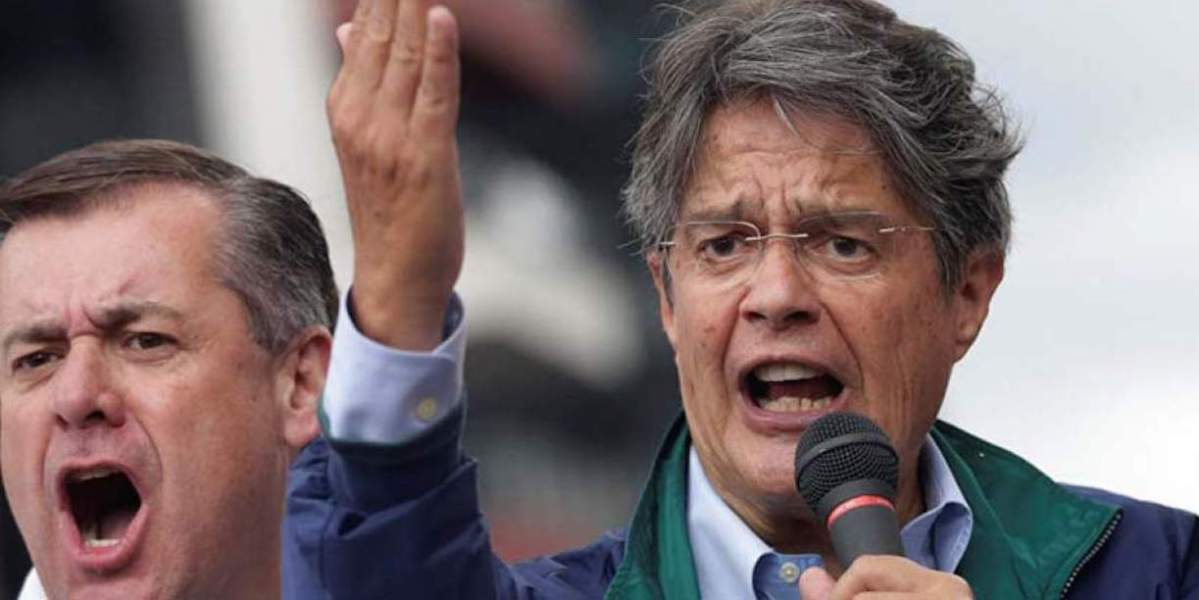 Correa expone como Lasso y sus banqueros aliados saquearon al Ecuador